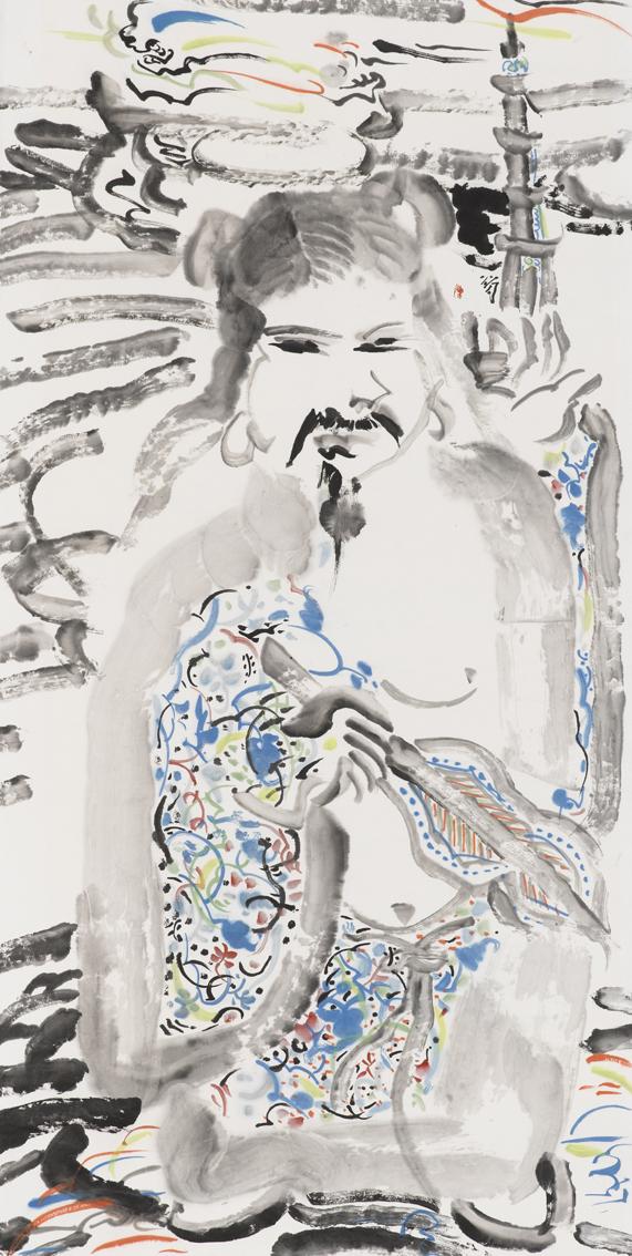 八仙蒲扇 Ba Xian Pu Shan (2010)