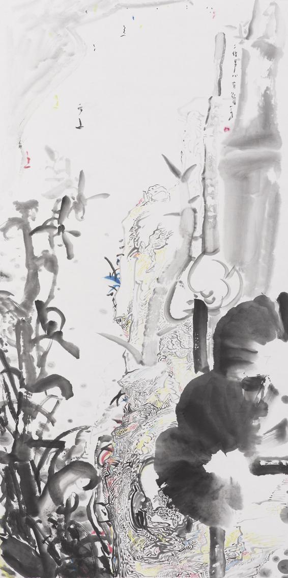 奇蛙彩石 (2008)