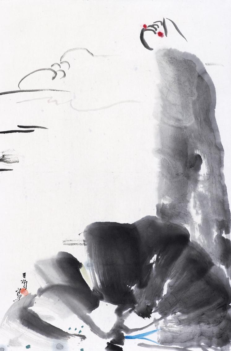 玉莲花蕾 Lotus Bud (2008)