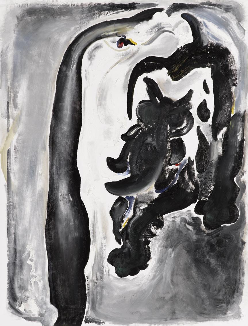 "瑞兽与葫芦 ""Rui Shou Yu Hu Lu"" (2009)"
