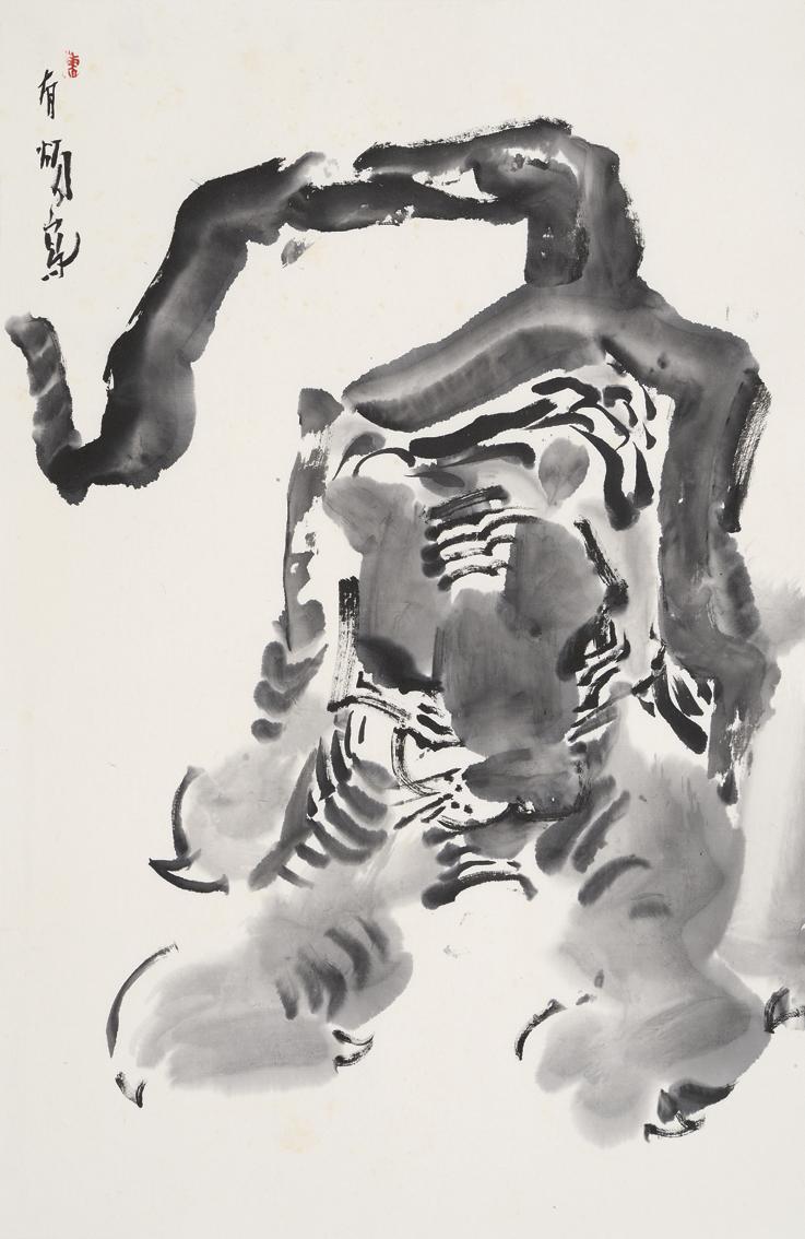 趴趴虎 The Crawling Tiger (2014)