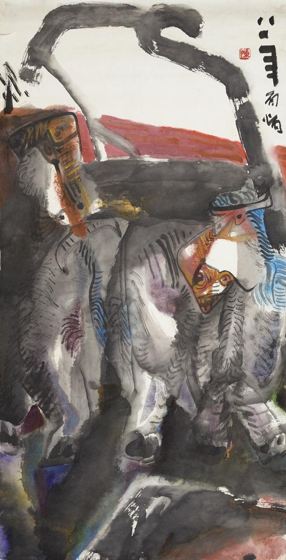 """马象图 """"Ma Tu Xiang"""" (1981)"""