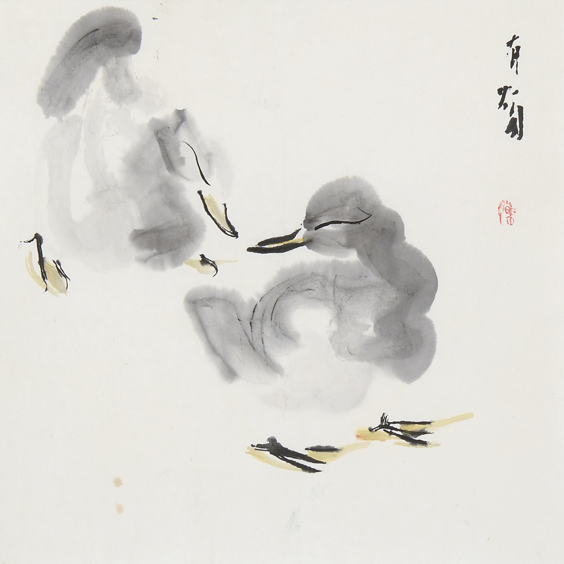 Two Ducks 两支小鴨 (2014)